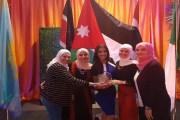 5 أردنيات يفزن بجائزة أفضل مشروع تكنولوجي في امريكا