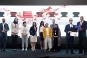 دي إتش أل إكسبرس تحوز على جائزة أون هيويت لأفضل موقع للعمل في الأردن