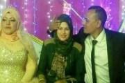 مصرية تشارك زوجها حفل زفافه الثاني تشعل مواقع التواصل