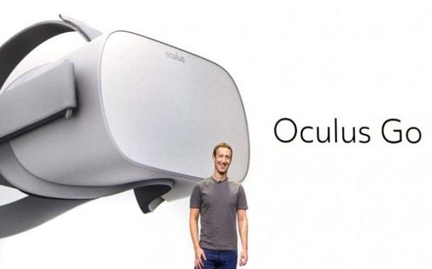 فيسبوك تكشف عن نظارة Oculus Go المستقلة