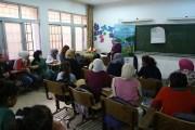إطلاق المرحلة الثانية من برنامج الأسبوع الوطني للقصة المسموعة.... بدعم رئيسي من مؤسسة عبد الحميد شومان