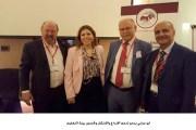 ابو عرابي يدعو لدعم الابداع والابتكار وتحسين بيئة التعليم