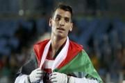 أبو غوش يتطلع لتحقيق إنجاز جديد في الجائزة الكبرى للتايكواندو