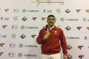 حمزة الرشيد يخطف الميدالية الذهبية في بطولة العالم للجوجيتسو