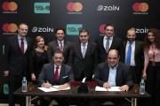 زين وماستركارد تعززان عملية الشمول المالي في الأردن