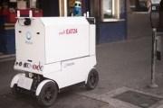سان فرانسيسكو تضع قيودا على روبوتات تسليم البضائع