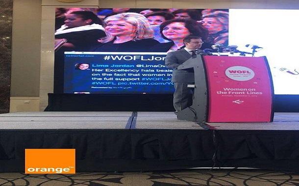 أورانج الأردن راعي الاتصالات الرسمي لمؤتمر