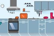 مطبخ ذكي يتوقع احتياجات الأسرة........ إليك التفاصيل
