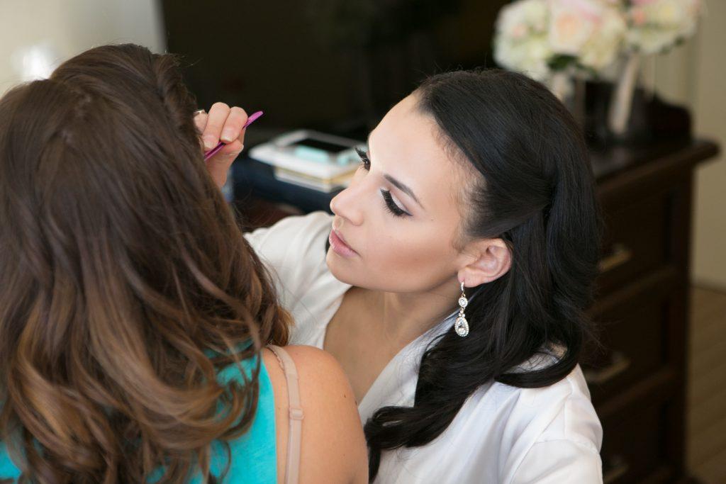 My Wedding Day Makeup