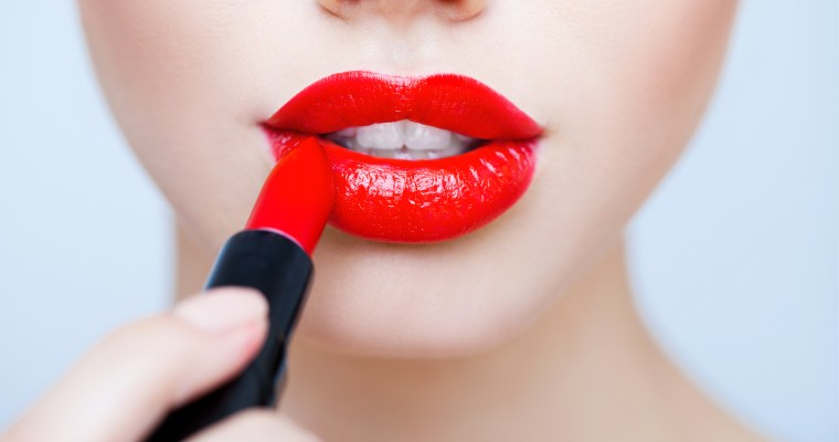 The perfect Red Pout true to your skin!!
