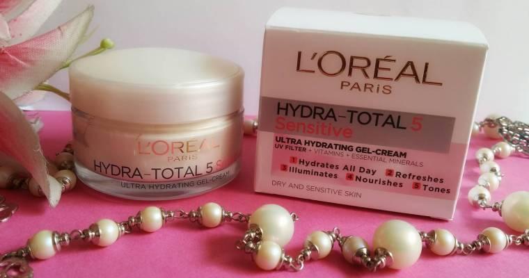 Review: Loreal Paris Hydra Total 5 Gel Cream