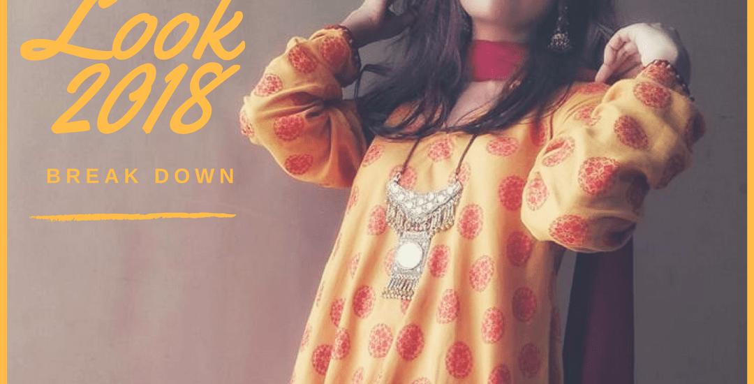 Eid Look Breakdown 2018