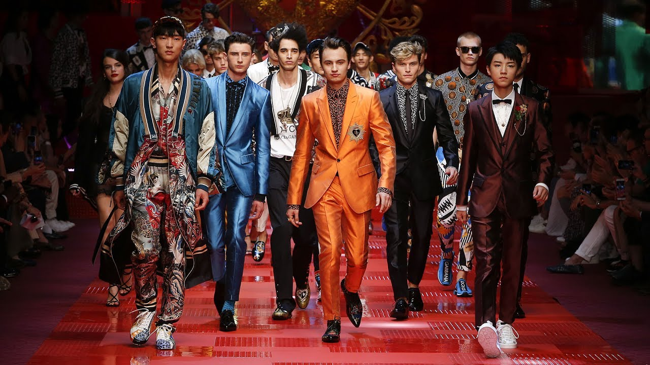 Highlights from Men s Fashion Week Spring Summer 2019   Hashtag Legend Highlights from Men s Fashion Week Spring Summer 2019