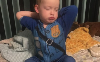 Reasons My Toddler Cries: The Agony of his Amazing Life