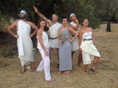 Ready for any ancient Grecian situation