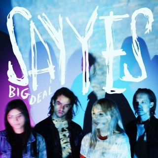 """News Added May 18, 2016 Released via FatCat Records on a limited edition blue 12"""" vinyl, 'Say Yes', the band's third studio album, began as an entirely self-funded project. """"We had to borrow money to get the album made–it was very risky,"""" explains Costelloe. The task was only made more challenging when the duo's laptop, […]"""