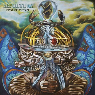 News Added Oct 28, 2016 Brazilian heavy metal icons SEPULTURA have revealed the title of their upcoming studio album, Machine Messiah. Inspired by the robotisation of our society, the album will be released on January 13th via Nuclear Blast Records. The album was produced by the band and Jens Bogren (Soilwork, Opeth, Katatonia, Amon Amarth) […]