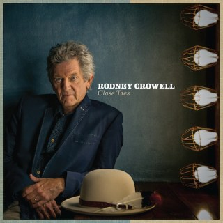 "News Added Jan 24, 2017 ""Close Ties"" is the forthcoming fifteenth solo studio album from Country Rock Singer/Songwriter Rodney Crowell. It is slated to be released on March 31st, 2017 by New West Records. You can stream the lead single ""It Ain't over Yet"" below, it features Rosanne Cash and John Paul White. Submitted By […]"