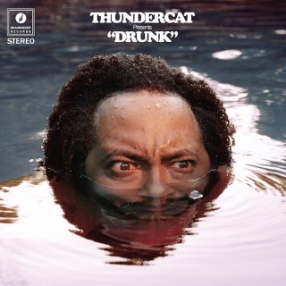 News Added Jan 25, 2017 Thundercat has announced his latest album, titled 'Drunk', will be released on February 24th on Brainfeeder (home of FlyLO, Kamasi Washington, Captain Murphy). This record follows up 2015's excellent mini-album 'The Beyond/Where the Giants Roam'. The guest list is staggering, boasting collaborations with Kendrick Lamar, Pharrell, Wiz Khalifa, and Flying […]