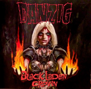 """News Added Mar 21, 2017 Glenn Danzig is releasing his first new album in seven years. The record will be called """"Black Laden Crown"""" and will come out on the 27th of May on Evilive Records/Nuclear Blast Entertainment. That, and the beautiful artwork is basically everything we know about the album at this point. Submitted […]"""