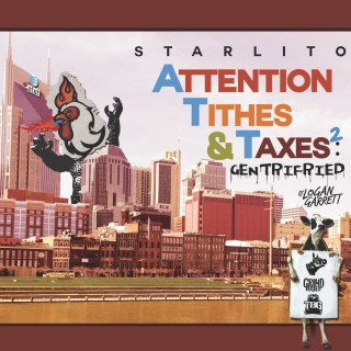 """News Added Jun 17, 2017 In promotion for his forthcoming album, Nashville rapper Starlito dropped off a 5-track extended play today for free download """"Attention Tithes & Taxes 2 - Gentrified"""". The project features guest appearances from Red Dot, Scotty ATL, Hambino and MobSquad Nard, and production from Russ and Honorable C-Note. Submitted By RTJ […]"""