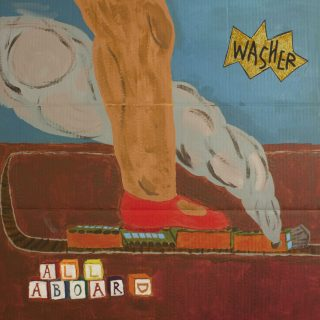 """News Added Aug 13, 2017 Brooklyn rock duo Washer (Kieran McShane & Mike Quigley) have announced their forthcoming sophomore album """"All Aboard"""", which is currently slated to be released on September 15th, 2017, through Exploding In Sound Records. It is their first release since their successful 2016 debut record """"Here Comes Washer"""". Submitted By William […]"""