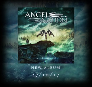 News Added Oct 24, 2017 Angel Nation began their introduction to the world with their first release, Tears of Lust, in 2014. Of course, it wasn't 'Angel Nation' but EnkeliNation at that point. The band has come a long way in the last three years. They've changed their name, signed with a label [Inner Wound […]