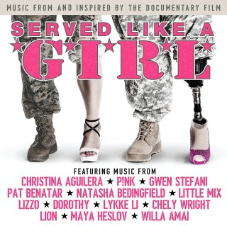 "News Added Oct 09, 2017 The soundtrack for the documentary film ""Served Like a Girl"" will be released on November 3rd, 2017, featuring a lineup of all-female vocalists. Submitted By Suspended Source amazon.com Track list: Added Oct 09, 2017   1. Little Mix - Salute   2. Natasha Bedingfield - Hey Boy   3. Lizzo […]"