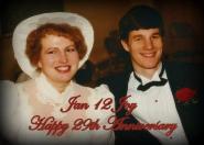 Jan 12 Joy: 29th Anniversary