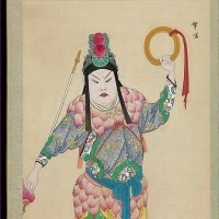 100 Peking Opera Portraits