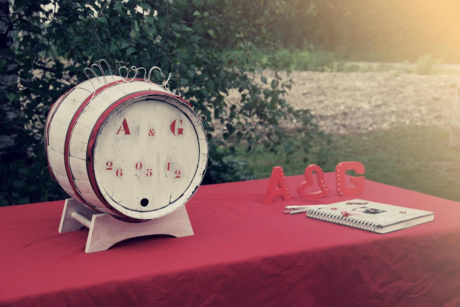 Urne Mariage En Bois Dco