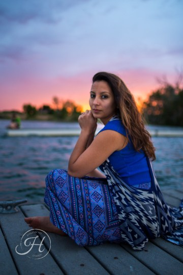 Idaho Lake Nature Senior Fashion Photographer (22)