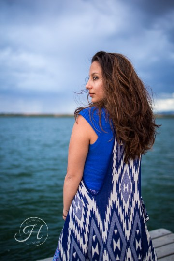 Idaho Lake Nature Senior Fashion Photographer (3)
