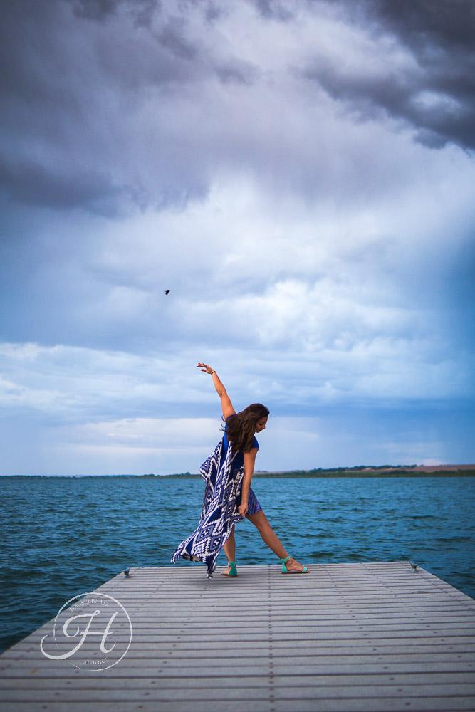 Idaho Lake Nature Senior Fashion Photographer (4)