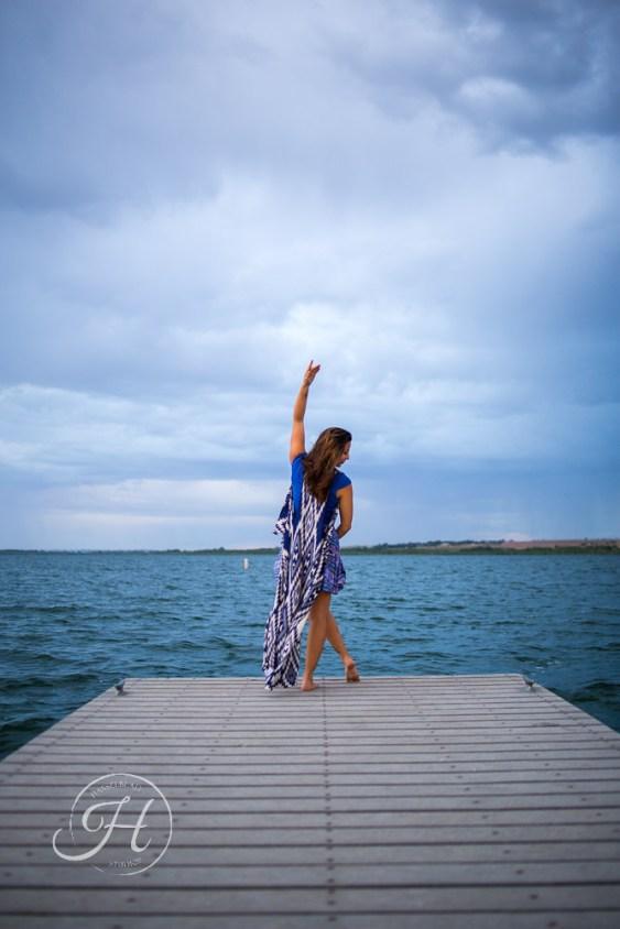 Idaho Lake Nature Senior Fashion Photographer (6)
