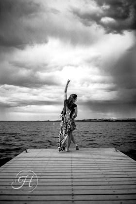 Idaho Lake Nature Senior Fashion Photographer (7)