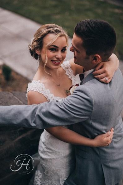 Downtown Boise wedding photography wedding photographer Idaho