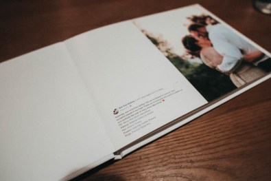Satin Affordable Wedding Album Custom Design-9750