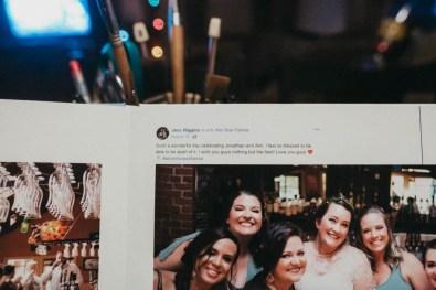 Satin Affordable Wedding Album Custom Design-9756