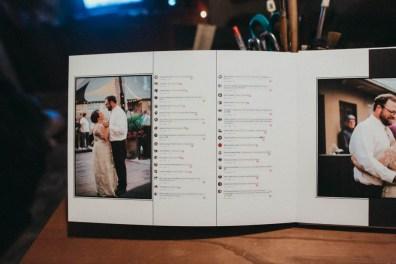 Satin Affordable Wedding Album Custom Design-9765