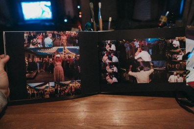 Satin Affordable Wedding Album Custom Design-9767