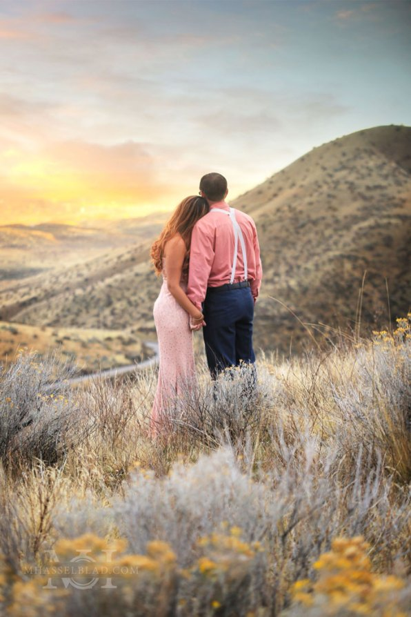 Star Wars Engagement Shoot Wedding Photographer Los Angeles CA (10)