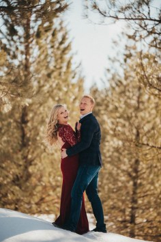 Sam and Luke Mountain Engagement Pictures Boise Idaho City-10