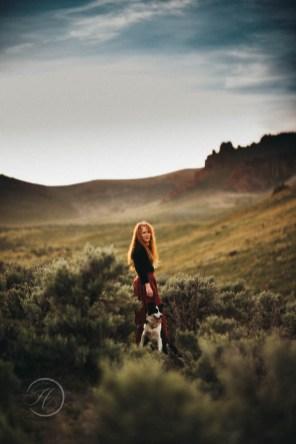 Hannah the Scottish Princess Fashion Photography Los Angeles-419