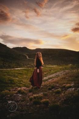 Hannah the Scottish Princess Fashion Photography Los Angeles-649