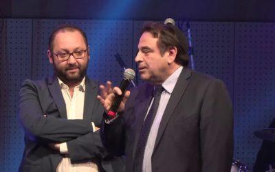 VIDEO. Discours de M. Joel Mergui, Président des Consistoires, au gala 2018 du Beth Loubavitch