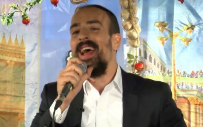 VIDEO. Nemouel Harroch chante les Nigounim de la Fête de Souccot