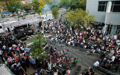 """10ème anniversaire du site d'infos Collive : Festival """"Colllive Day"""" pour les habitants de Crown Heights"""
