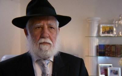 """Rav Yechouah Haddad a""""h : """"Le Rabbi s'était préoccupé de tous les détails de mon mariage comme un vrai père"""""""