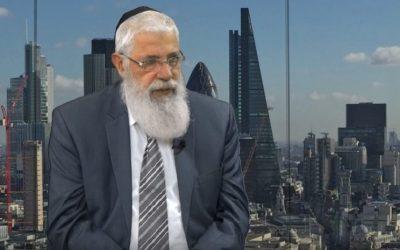Avi Taub, un homme d'affaires Habad israélien, est sous anesthésie. Merci de lire les Tehilim